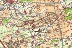 (02) Kartenausschnitt Spetzerfehn und Umgebung.