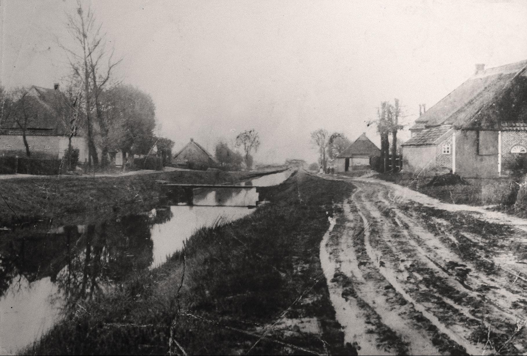 Alte Norderwieke - 1920er Jahre