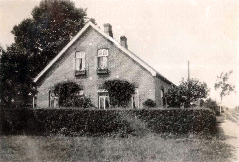 Haus der Familie Schoon - 1936