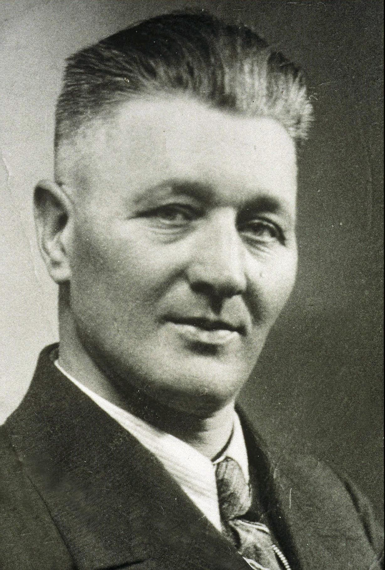 Joh. Schoon - um 1935