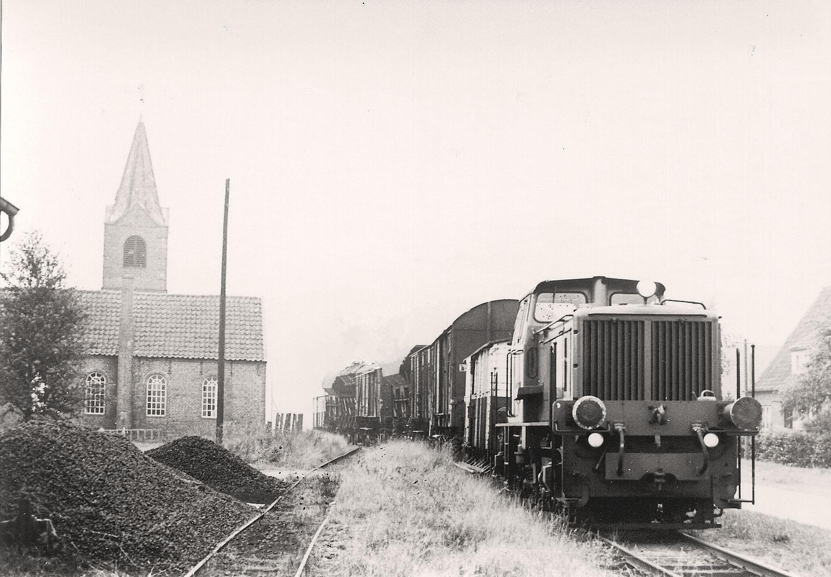 Kleinbahn - 1967