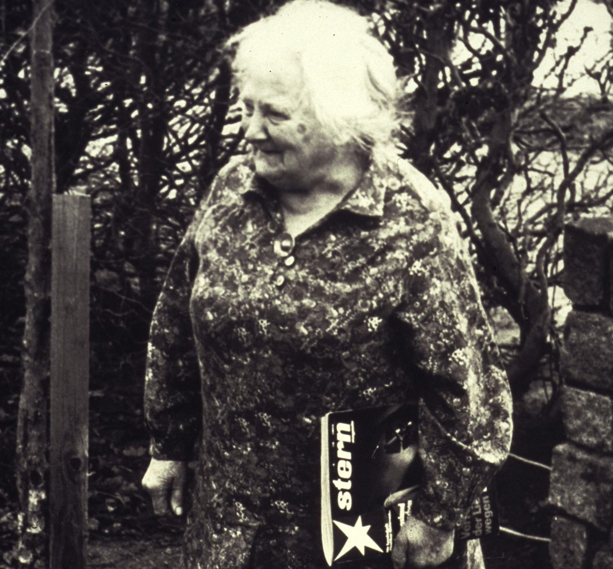 Nanny Schoon – um 1978